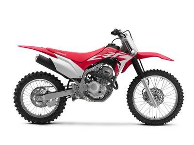 2020 Honda CRF250F Photo 1 of 1