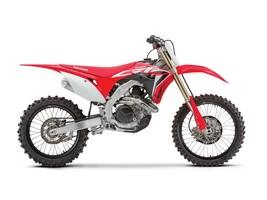 2020 Honda CRF450R Photo 1 of 1