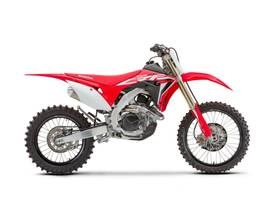 2020 Honda CRF450RX Photo 1 of 1