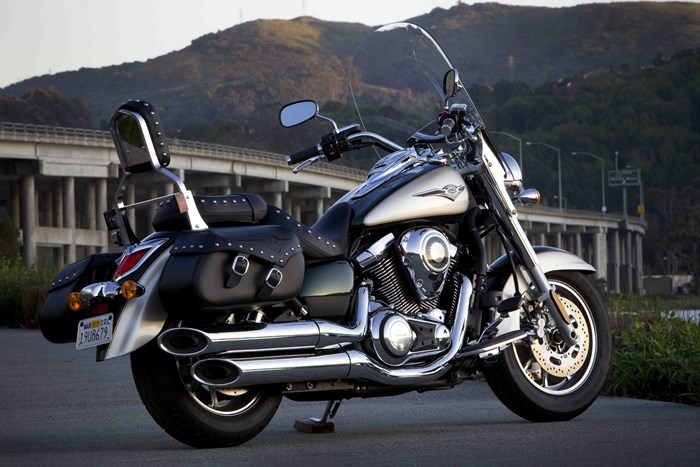 2009 Kawasaki Vulcan Vulcan 1700 Classic LT Photo 2 of 9
