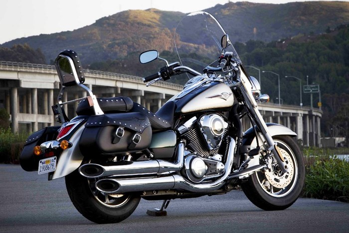 2009 Kawasaki Vulcan Vulcan 1700 Classic LT Photo 3 of 9