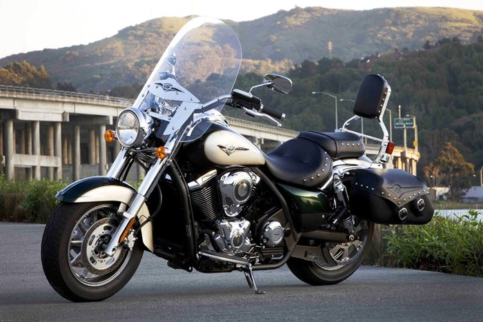 2009 Kawasaki Vulcan Vulcan 1700 Classic LT Photo 6 of 9