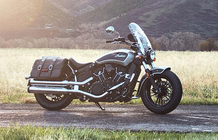 2019 INDIAN SCOUT SIXTY THUNDER BLACK Photo 8 of 10