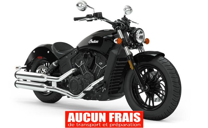2019 INDIAN SCOUT SIXTY THUNDER BLACK Photo 1 of 10