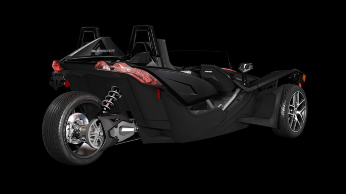 2017 SLINGSHOT SLINGSHOT NOIR BRILLANT Photo 1 of 5
