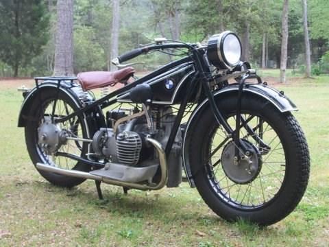 1928 BMW R52 Photo 1 of 1