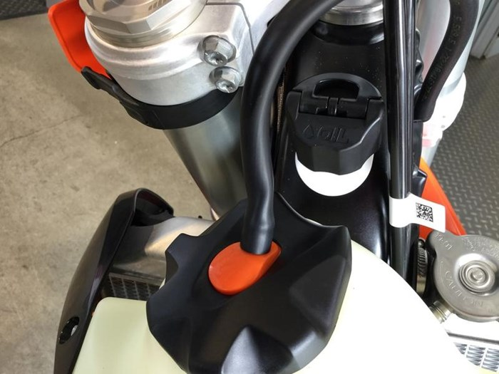 2020 KTM 300 XC-W TPI Photo 8 of 8
