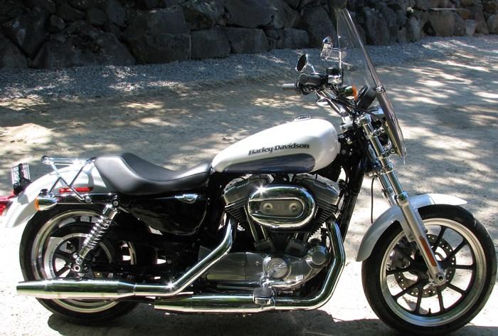 2015 Harley-Davidson SuperLow Sportster XL883L Photo 1 of 16