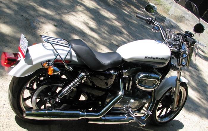 2015 Harley-Davidson SuperLow Sportster XL883L Photo 6 of 16