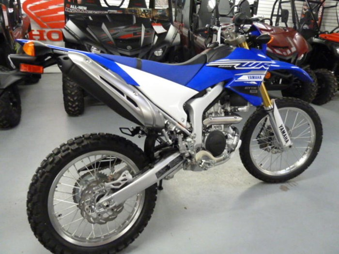 2019 Yamaha WR250R Photo 2 of 3