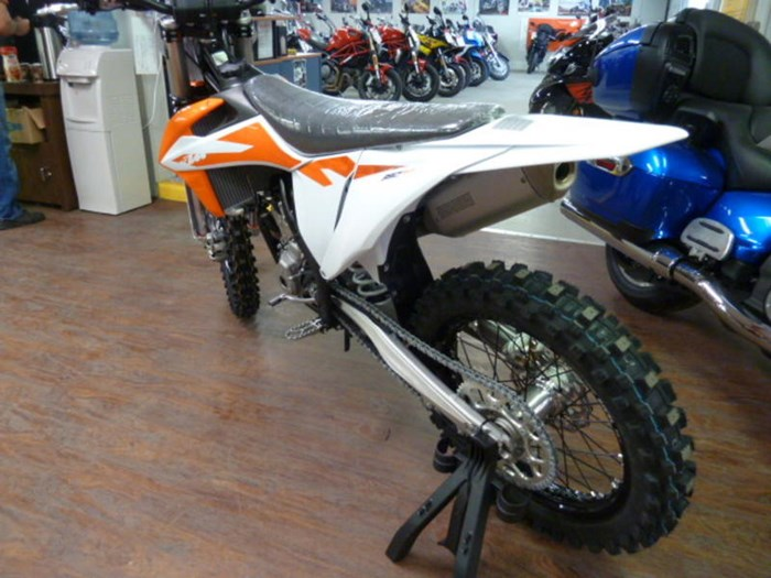 2020 KTM 350 SX-F Photo 3 of 5