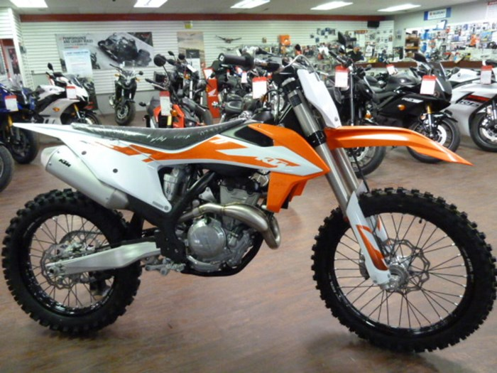2020 KTM 350 SX-F Photo 1 of 5