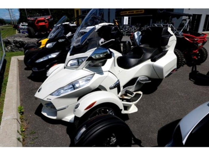 2012 Can-Am Spyder RT SE5 Limited Photo 1 of 10