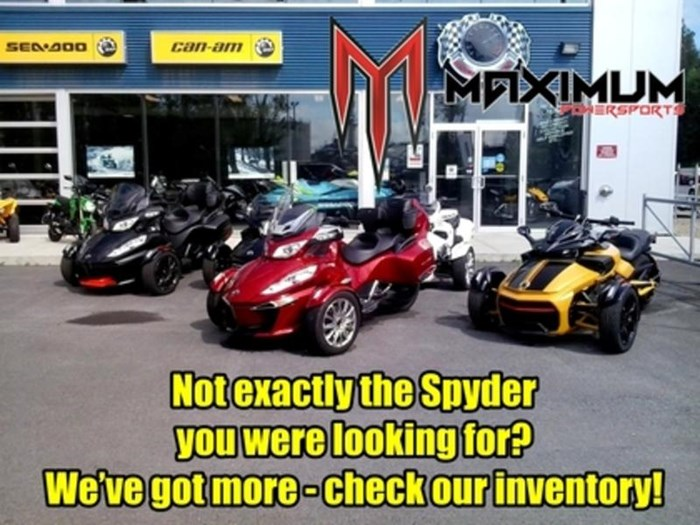 2012 Can-Am Spyder RT SE5 Limited Photo 10 of 10