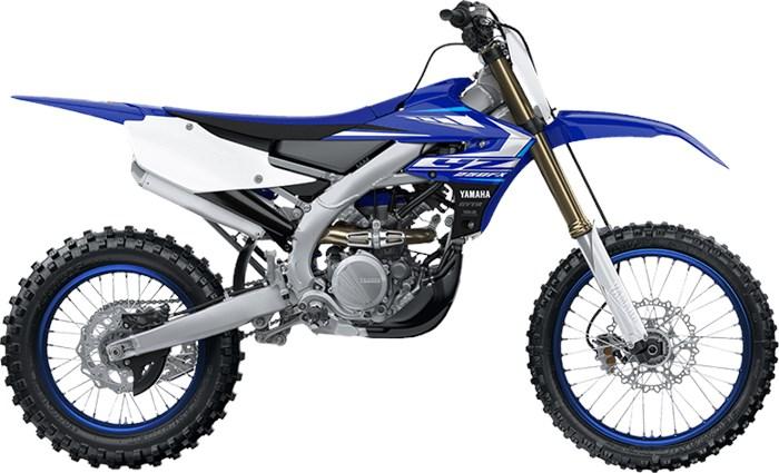 2019 Yamaha YZ250FX Photo 1 of 3