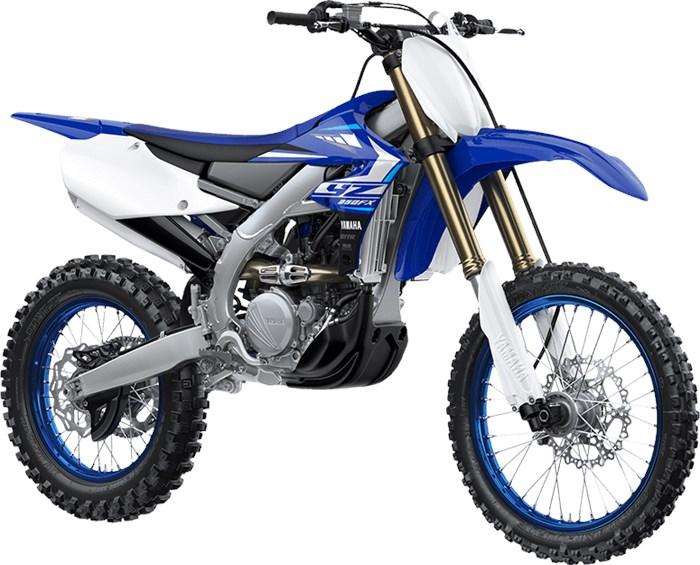 2019 Yamaha YZ250FX Photo 3 of 3