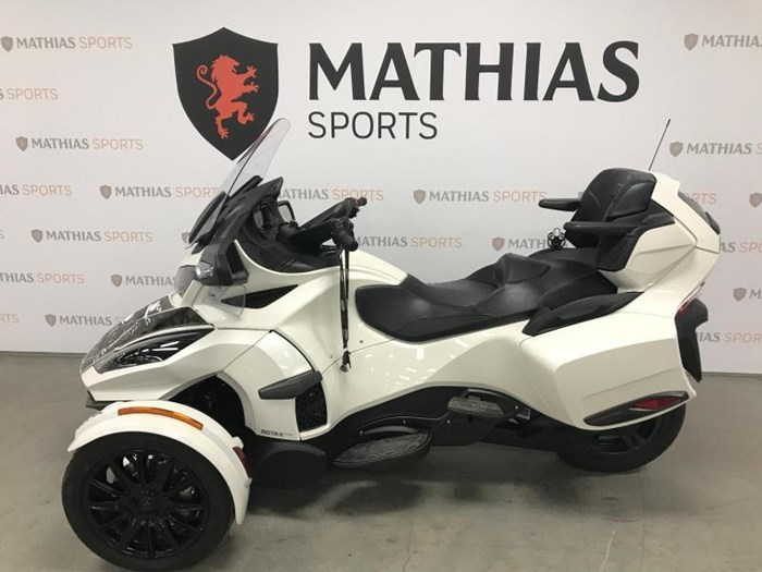 2018 Can-Am spyder rt limited Photo 4 of 9