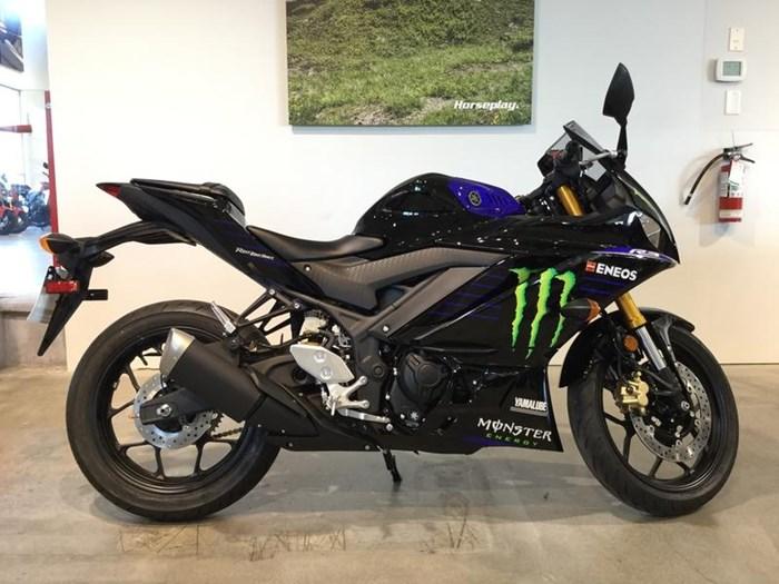 2020 Yamaha YZF-R3 Photo 1 of 6