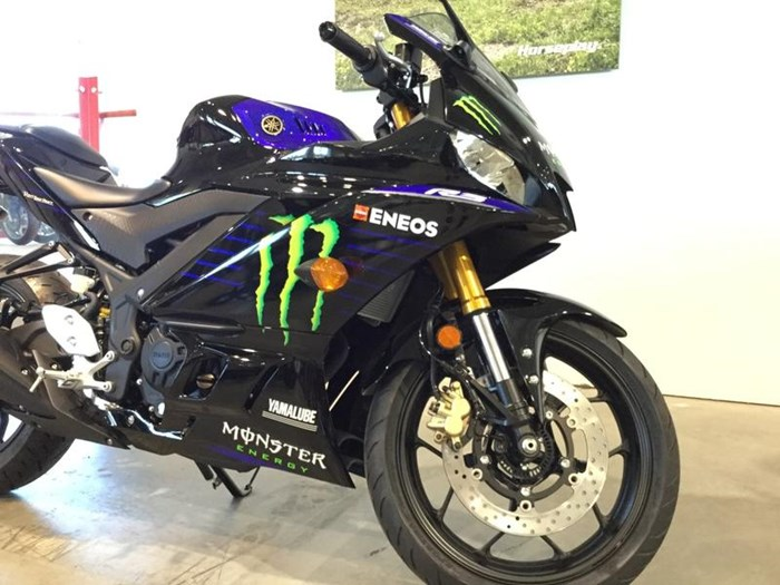 2020 Yamaha R3 Monster Bike Show Special Photo 2 of 6