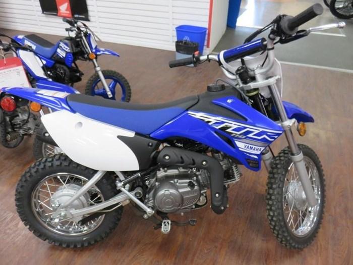 2019 Yamaha TT-R110E Photo 1 of 8