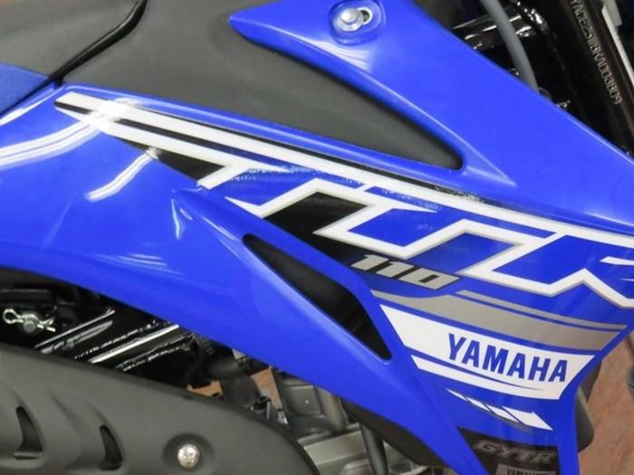 2019 Yamaha TT-R110E Photo 2 of 8