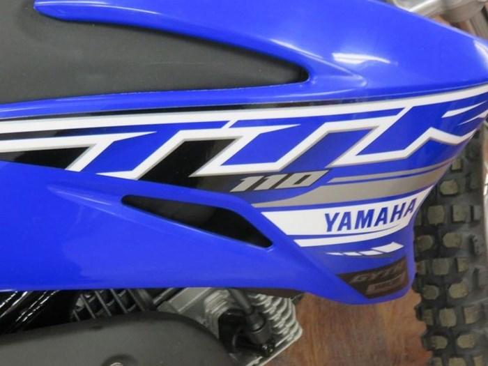 2019 Yamaha TT-R110E Photo 5 of 8