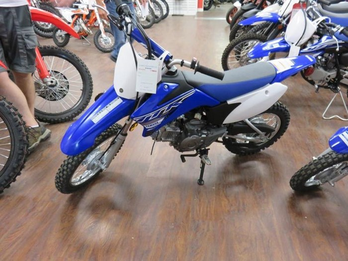 2019 Yamaha TT-R110E Photo 7 of 8