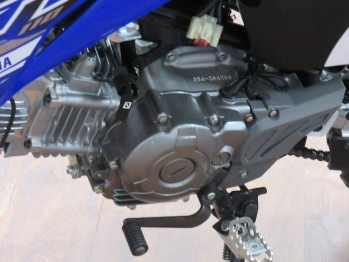 2019 Yamaha TT-R110E Photo 8 of 8