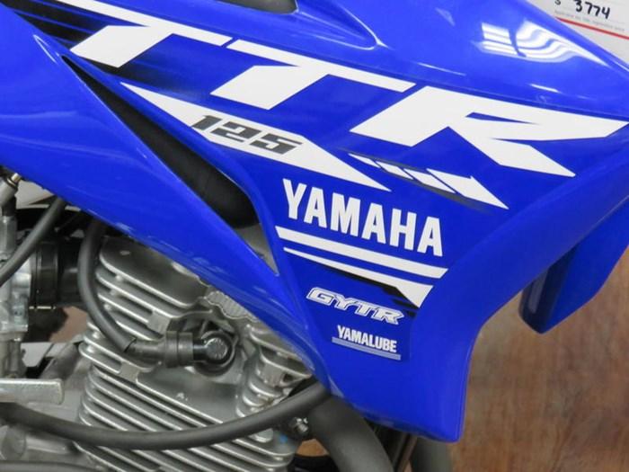 2018 Yamaha TT-R125LE Photo 3 of 9