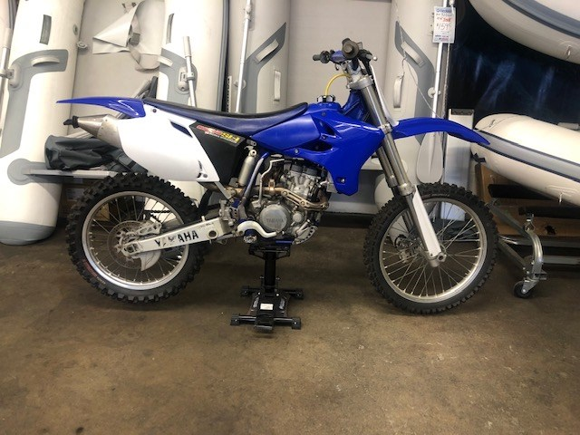 2003 Yamaha YZ250F Photo 1 of 1