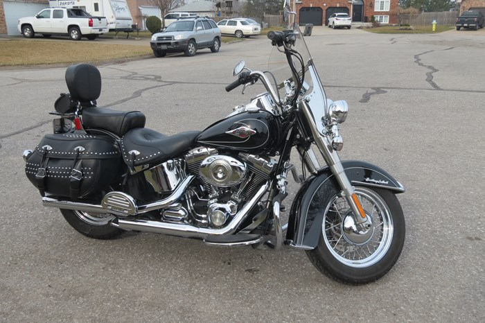 2009 Harley-Davidson Heritage Softail Classic Photo 1 of 4