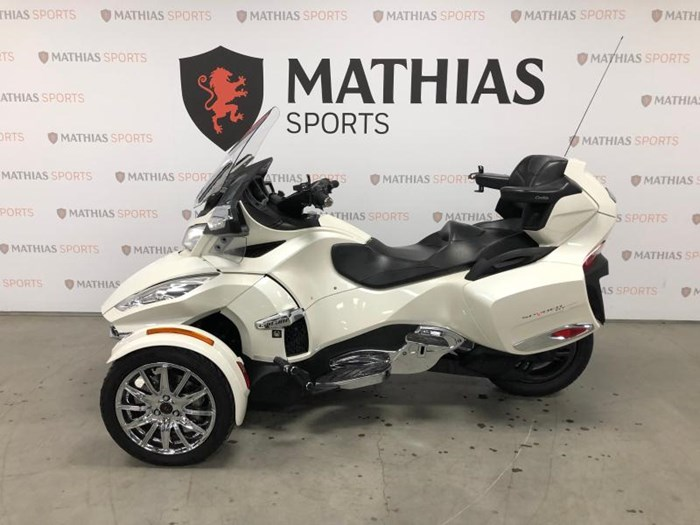 2014 Can-Am spyder RT limited Photo 4 of 11