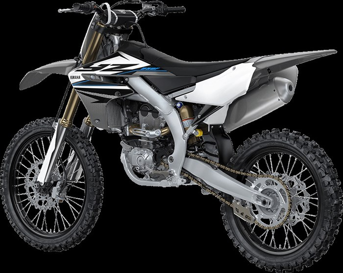 2020 Yamaha YZ250F Photo 2 of 3