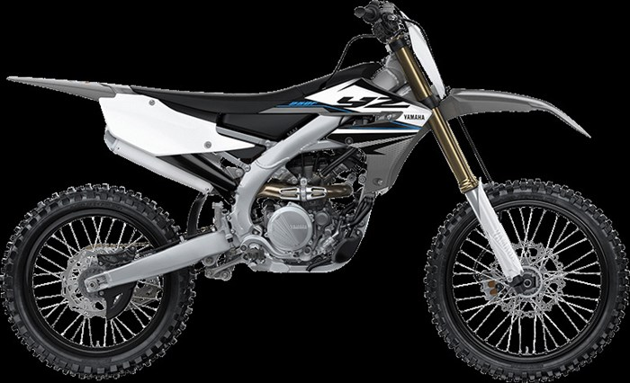 2020 Yamaha YZ250F Photo 3 of 3