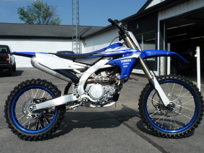 2018 Yamaha YZ450F Photo 2 of 7
