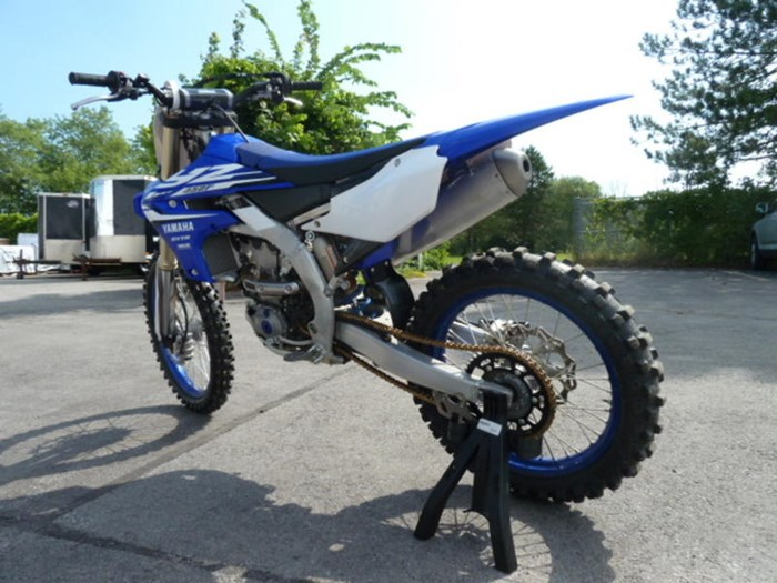 2018 Yamaha YZ450F Photo 4 of 7