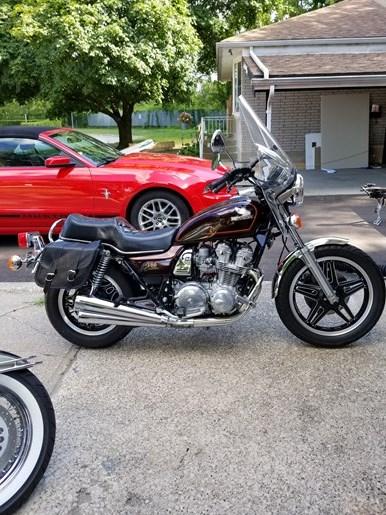 1980 Honda CB750C Photo 6 of 7