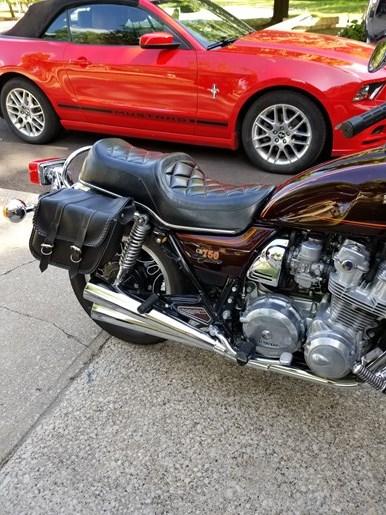 1980 Honda CB750C Photo 7 of 7