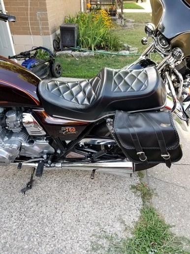1980 Honda CB750C Photo 2 of 7