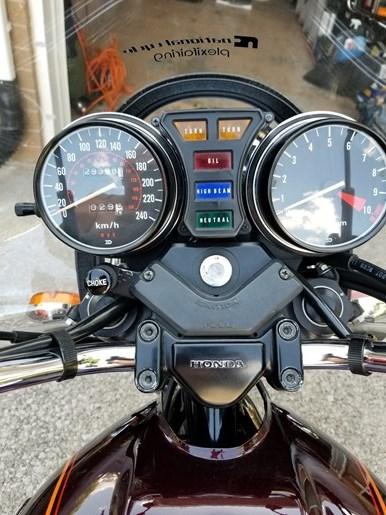 1980 Honda CB750C Photo 4 of 7