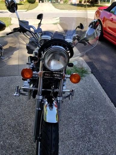 1980 Honda CB750C Photo 3 of 7