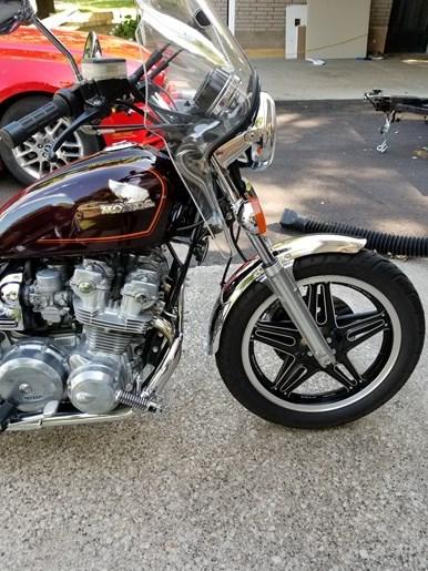 1980 Honda CB750C Photo 5 of 7