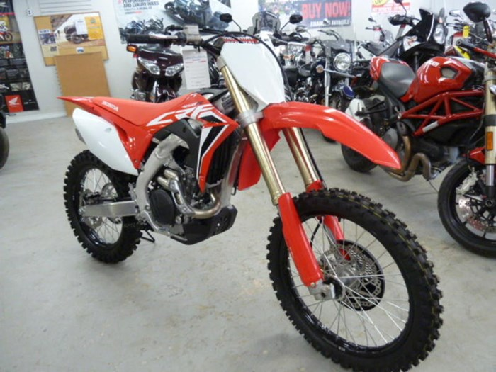 2020 Honda CRF450R Photo 4 of 11
