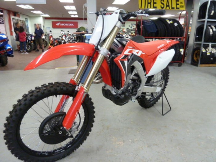 2020 Honda CRF450R Photo 5 of 11