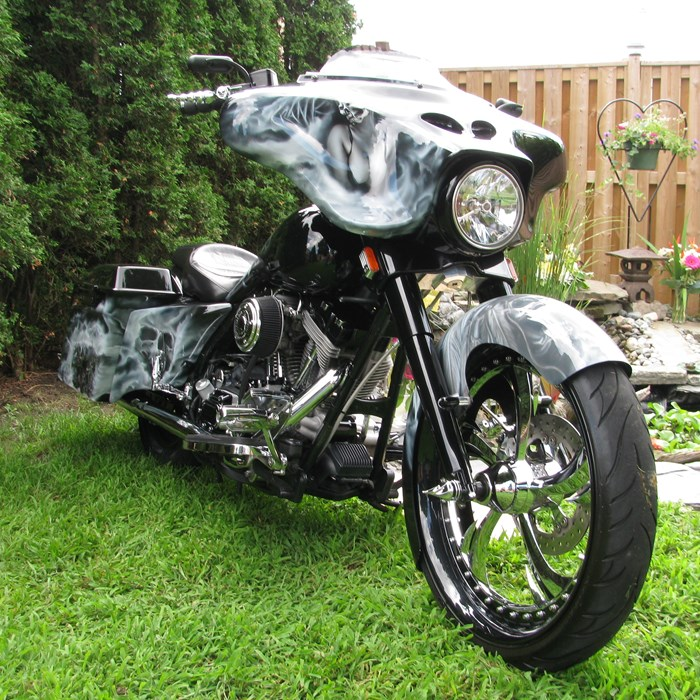 2003 Harley-Davidson FLH Photo 8 of 8