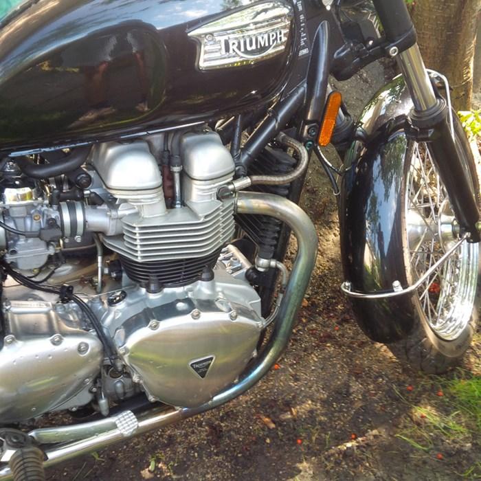 2003 Triumph Bonneville Photo 2 sur 4