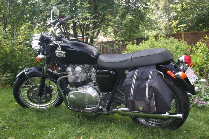 2003 Triumph Bonneville Photo 4 of 4