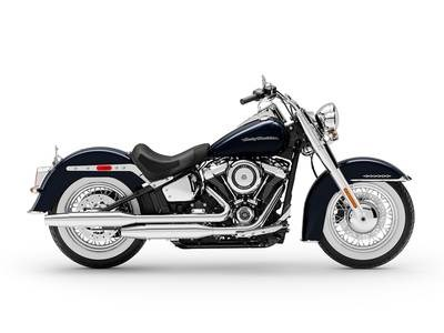 2020 Harley-Davidson FLDE - Softail® Deluxe Photo 1 of 1