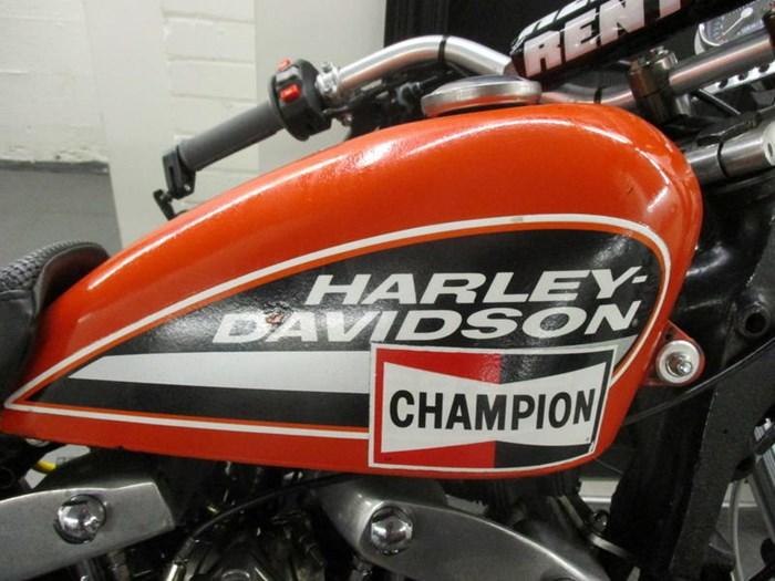 1980 Harley-Davidson Ironhead 1000cc Streettracker Photo 4 sur 10