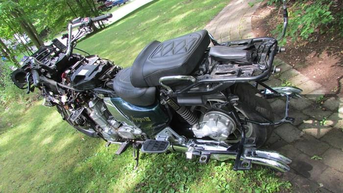 1999 Kawasaki Voyager 1200 Photo 5 of 5